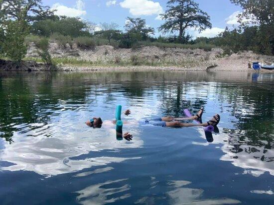 Frio River Private Access