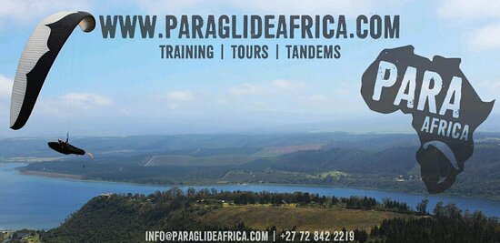 Sedgefield, Sudáfrica: Paraglide Africa banner 3