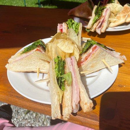 Nice lunch!