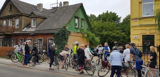 Bike Vilnius Velotakas