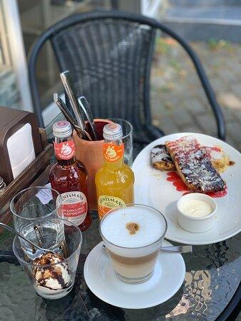 Отличное место для завтраков в Зеленоградске