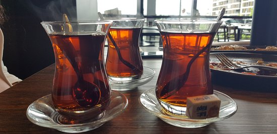 Turkish Tea, to die for after a meal