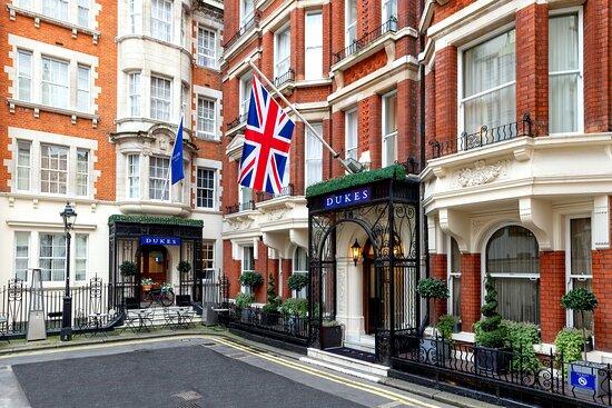DUKES LONDON, hôtels à Londres