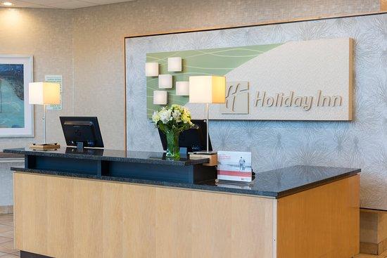 Holiday Inn Chicago Elk Grove: Lobby