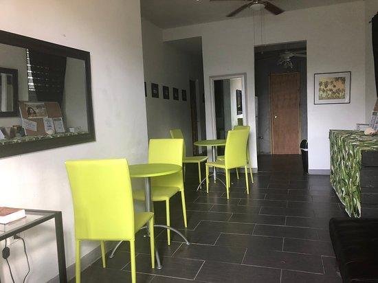 Isabel Segunda, Puerto Rico: main floor