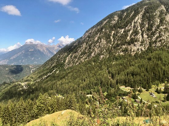 Bovernier, Švajcarska: Paysage