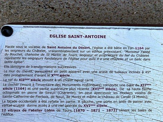 Eglise Saint Antoine