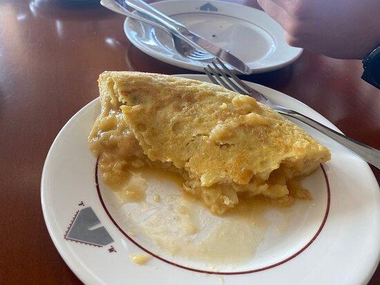 Adanero, España: La mejor tortilla de patata que he comido en un bar!!!