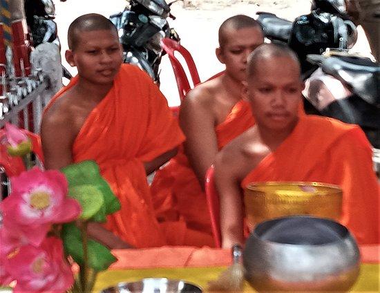 Wat Koh Pagoda