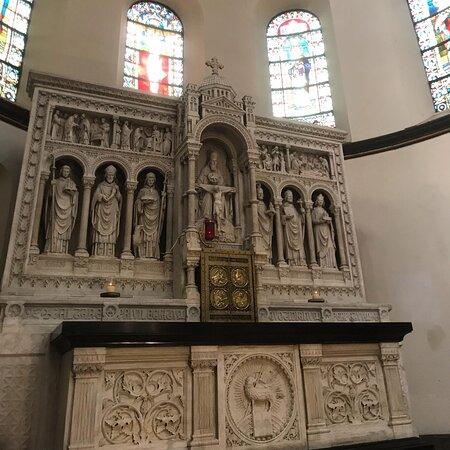 Eglise Notre Dame et Saint Remacle
