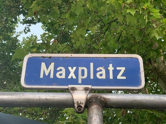 Maxplatz Traunstein