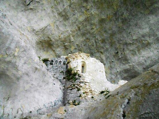 Palombaro, إيطاليا: Ruderi della chiesa