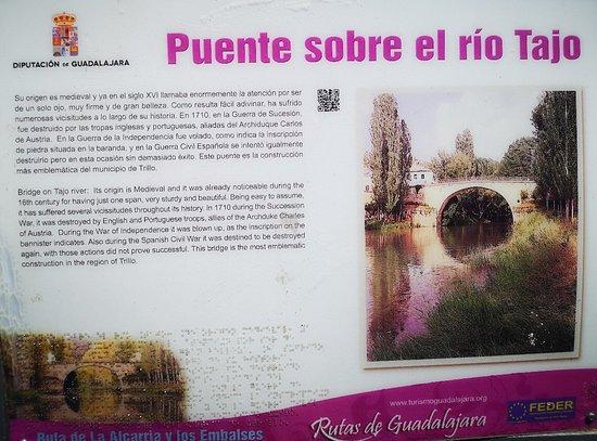Puente Río Tajo