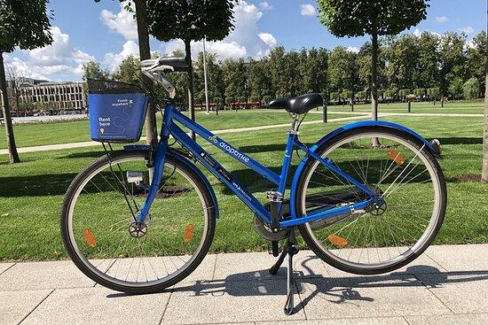 Aluguel de bicicletas em Vilnius por...