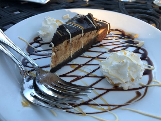 peanutbutter pie for dessert!