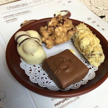 Львовская мастерская шоколада, Киев - фото ресторана - Tripadvisor