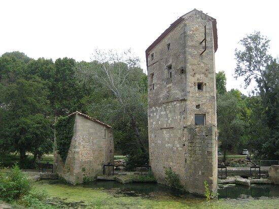 Ancien Moulin de Bagnols (ou Cordier)