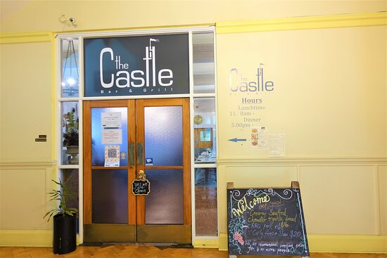 Morrinsville, New Zealand: The Castle Bar & grill