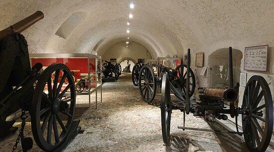 Vaud Military Museum (Musee Militaire Vaudois)