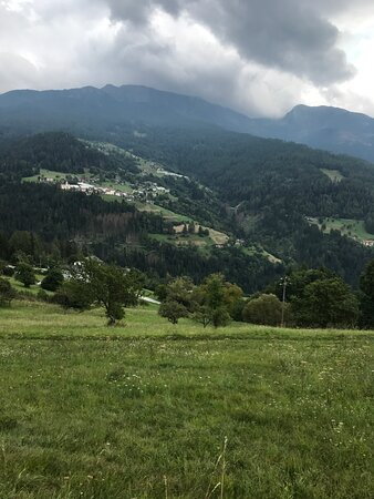 Piacevole scoperta sulla strada verso Trento