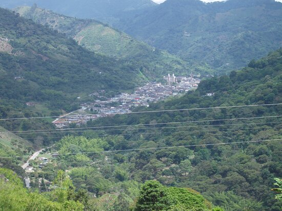 Genova Quindio Colombia S.A. It is located in the Andes mountains with an elevation of more than 3000 meters elevation msl with phenomenal landscapes. Aromagenoves one of the best coffees in the world is grown there, they are processed by fermentation type brandy, they are boutique coffees of excellence quality in the world market.