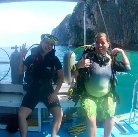 Try Scuba Diving (for Beginners): ก่อนดำ