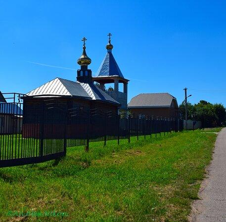 Церковь Димитрия Донского в Глебово-Городище