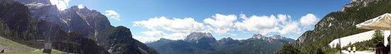 San Vito di Cadore, Ιταλία: Panorama dal rifugio