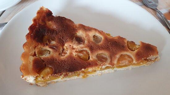 Souppes-sur-Loing, Pháp: La tarte aux mirabelles.