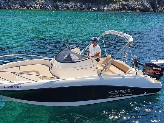 Michalas Boat Rentals