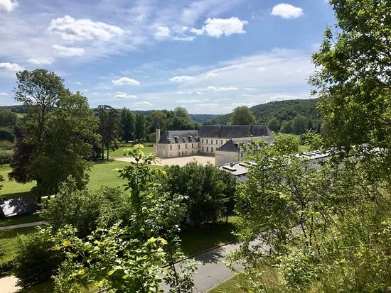 Un Parc De 60 Hectares Pour Se Balader Picture Of La Laiterie Gruchet Le Valasse Tripadvisor