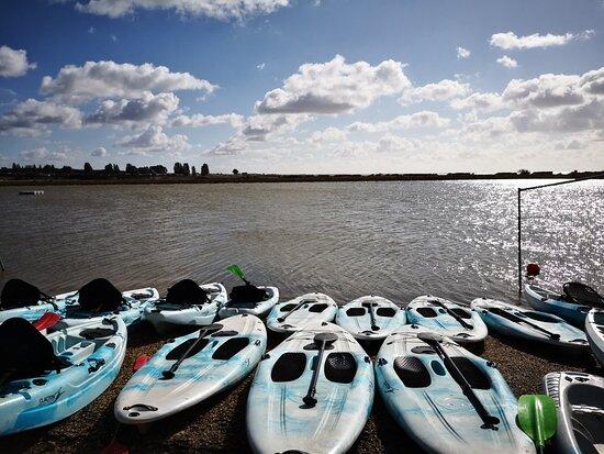 Clacton Kayak Rental