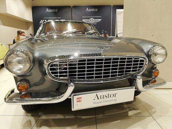 Austor - auta z historia