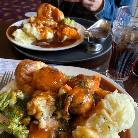 Had a lovely carvery at coppicewood farm