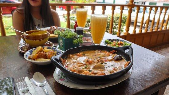 Iza, Colômbia: Un lugar magico, económico y delicioso