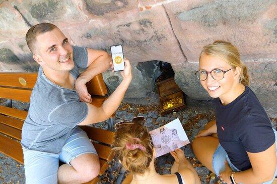 myCityHunt Outdoor Escape Game Wiesbaden
