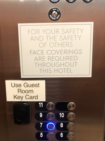An absolute gem, one of the best Marriott's!