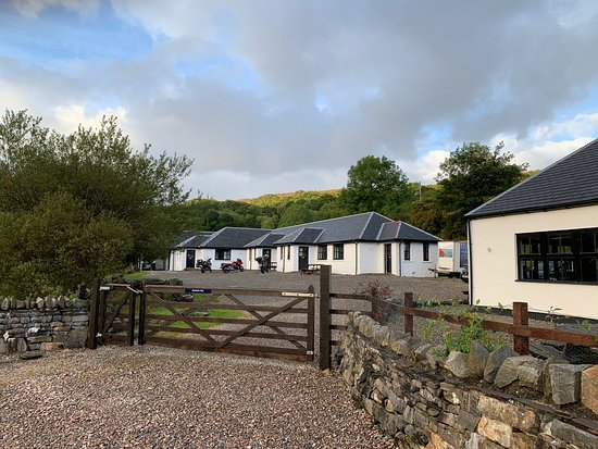 Glenuig, UK: A great place to stay in an amazing location. Great beer, great food and great hosts