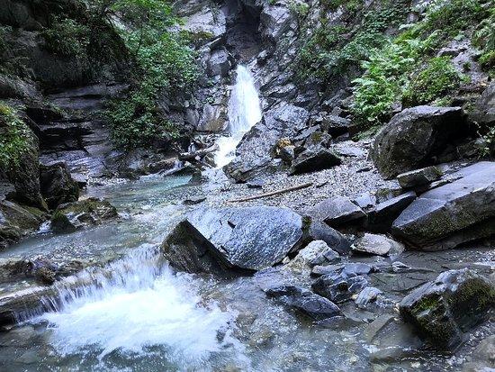 Cascade de la Belle Au Bois