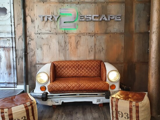 Try2escape Escape Adventure Rooms