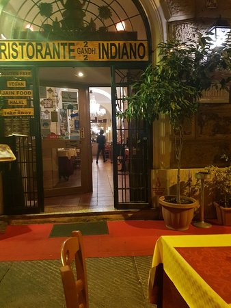Great food in the heart of Rome