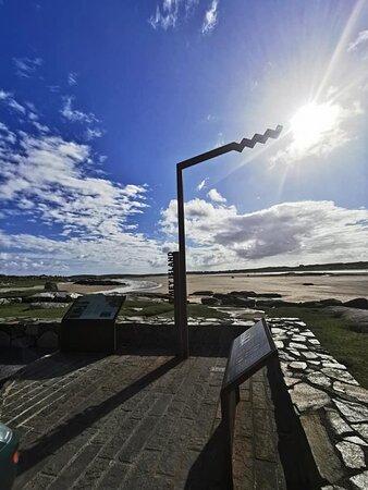 Claddaghduff, Irland: Omey Islan
