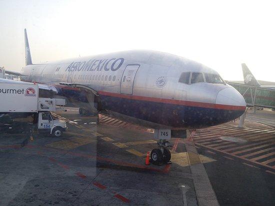 Juarez Intl Airport: aeropuerto CDMX