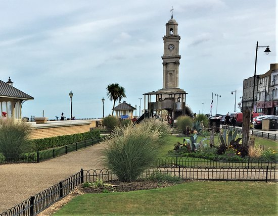 Tower Gardens, Promenade and Play Area