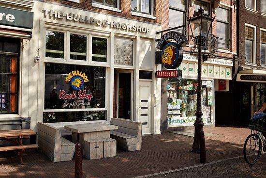 The Bulldog Rock Shop Coffeeshop
