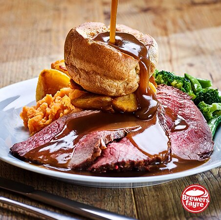 Sunday Lunch is BACK. Available 12-6pm every sunday,