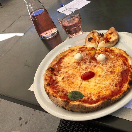 Pizza auf sehr gutem Niveau