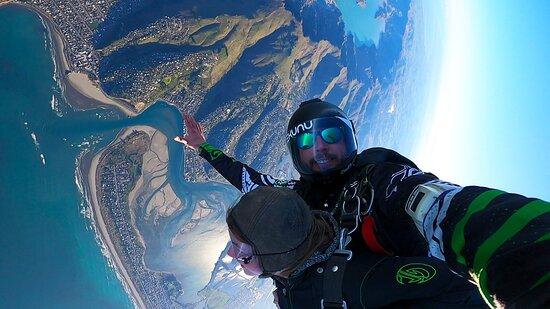 Skydiving Kiwis Otautahi