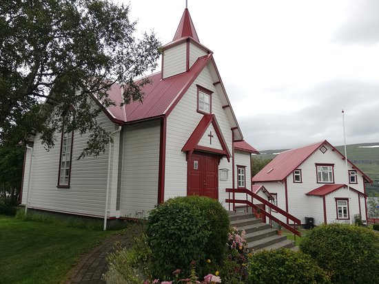 St. Peter catholic church in Iceland