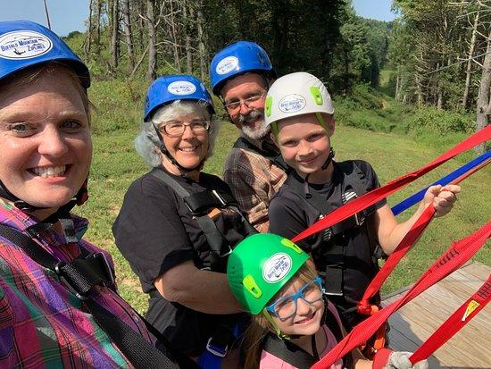 Buffalo Mountain Ziplines